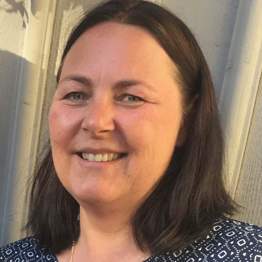 Cecilia Hansen, driftkoordinator på MedHelp